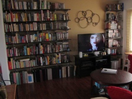 Where I hang out (13 x 11.5 feet!)