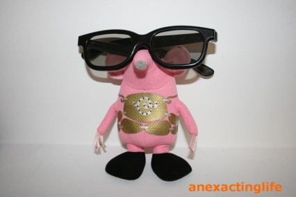 Clanger ready for 3D movie