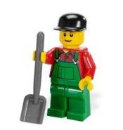Older style LEGO mini-fig