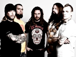In Flames. One of many line-ups since 1990.