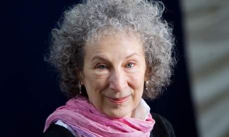 My writer idol, Margaret Atwood (Photo: The Guardian)