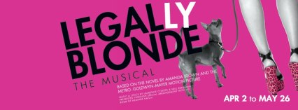 Legally Blonde: The Musical at Neptune Theatre