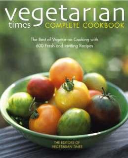 Vegetarian Cookbook 2