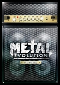 Metal Evolution  DVD Set