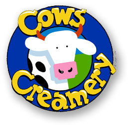 Cows Ice Cream from PEI