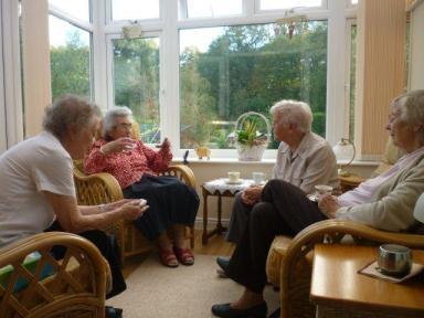 Photo: contact-the-elderly.org.uk