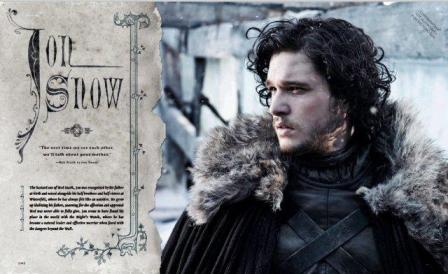 Jon Snow, Night's Watch, GoT