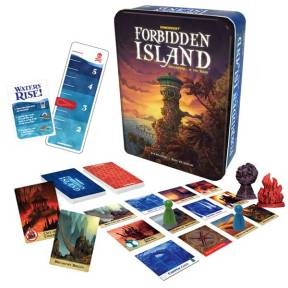 Board Game: Forbidden Island