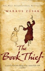 The Book Thief - by Markus Zusak