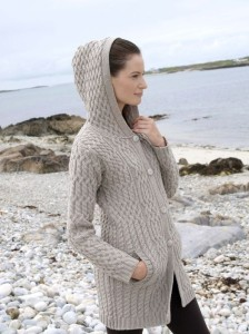 omg, you can get Irish wool sweaters as hoodies! Only 100 euros!