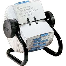 Before we had Contacts, we had a Rolodex?