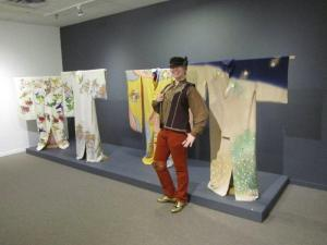 Link at the Textile Museum