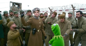 At the Gulag with Kermit/Constantine