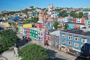 On my wish list: St. John's, NL (Photo: briancareyphotography.com)