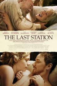 The Last Station DVD