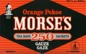 Morse's Tea