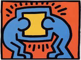 Keith Haring, 1989