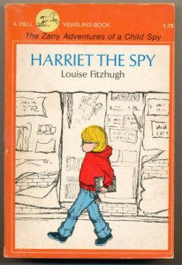 Oh, how I loved Harriet the Spy!