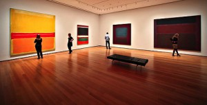 I could stare at Rothkos all day. I am not kidding. (Photo: thelmagazine.com)