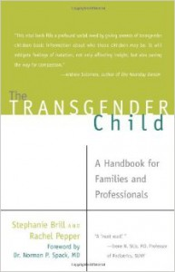 Book_Transgender Child