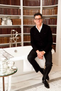 Brian Gluckstein is welcome at my home any time! Photo: thecoveteur.com/brian-gluckstein