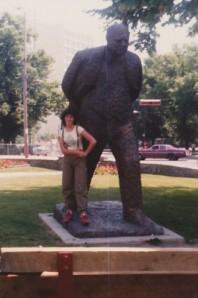Dar and Friend 1981