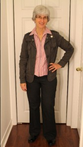Spring/Fall Work Outfit