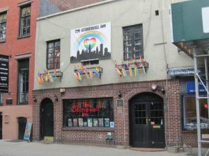 Stonewall Inn, Christopher Street