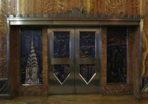 Chrysler Building Lobby