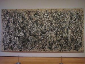 One: Number 31, 1950 (Jackson Pollock)