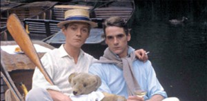 Sebastian, Aloysius and Charles from Brideshead (1981)