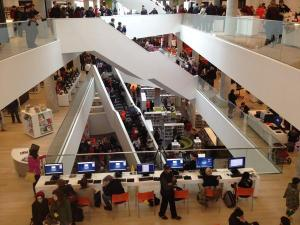 And...not so quiet! (Photo: the chronicleherald.ca/metro)