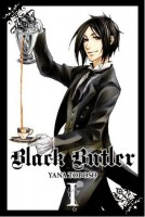 Black Butler by Yana Toboso