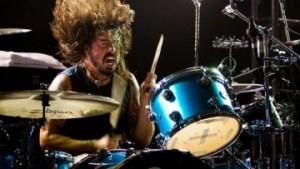 Drum roll, please, Dave! (Photo: musicfeeds.com.au)
