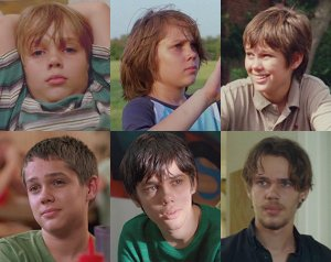Mason Jr. in Boyhood (played by Ellar Coltrane). Photo: beliefnet.com - Interview with Director