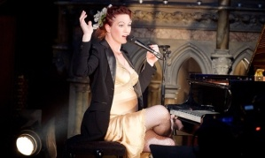 Amanda Palmer (Photo: The Guardian)