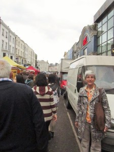 Portobello Market, Notting Hill