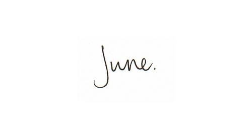June Exacting Life
