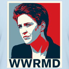 My style icon, Rachel Maddow