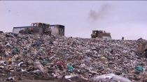Landfill site. Photo: CBC