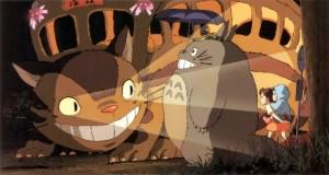 Cat Bus from My Neighbor Totoro