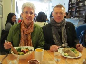 "Tackling the fantastic ""42 Ingredient Salad"" at Hibiscus"