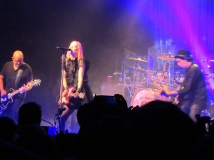 Garbage: Shirley Manson is a fantastic performer!