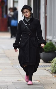 A cool person who is 50 this year, Helena Bonham Carter