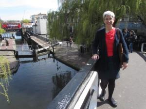 At Camden Locks