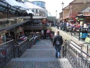 Stables Market at Camden