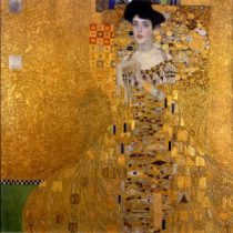 Woman in Gold: Portrait of Adele Bloch-Bauer - Gustav Klimt