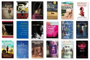 My new reading list