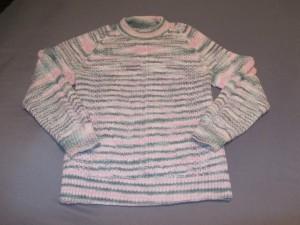 Handmade? thrifted pullover