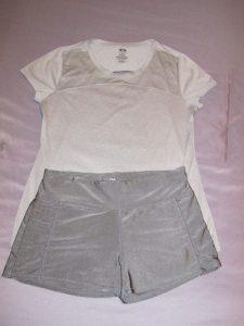 Fila shorts/summer workout wear